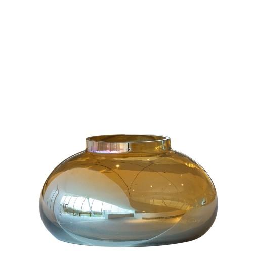 "Vaza ""POESIA"" gold 14 cm"