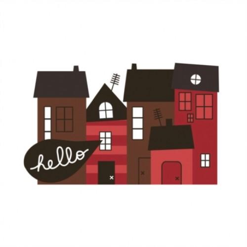 Predpražnik COCO/PVC »Hello«