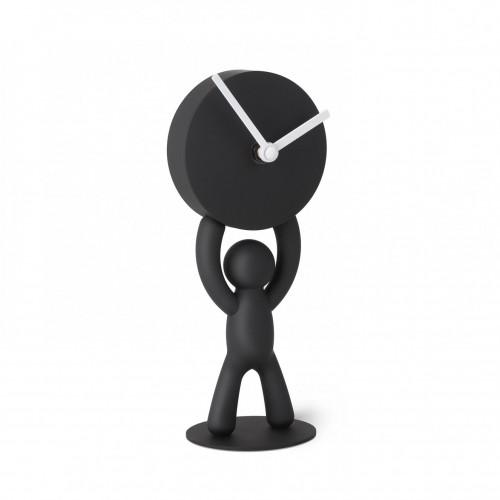 Namizna ura »BUDDY« črna