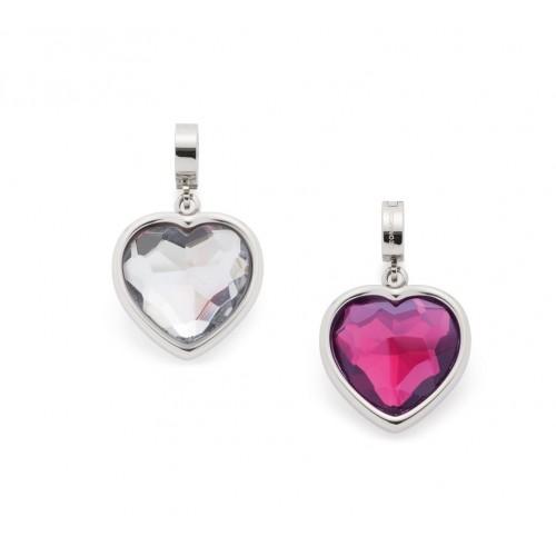 Obesek za ogrlico »DANIELLA« v obliki srca