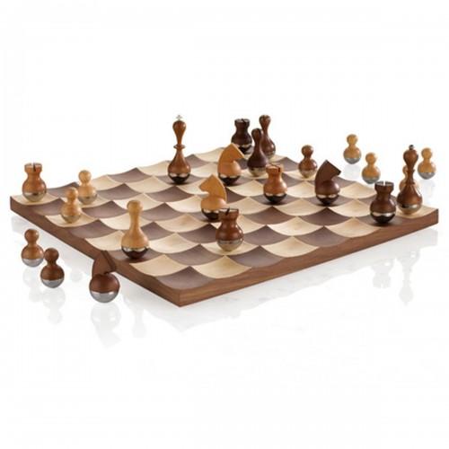 Šah Wobble lesen