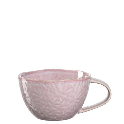 Keramična skodelica »MATERA« (rose)