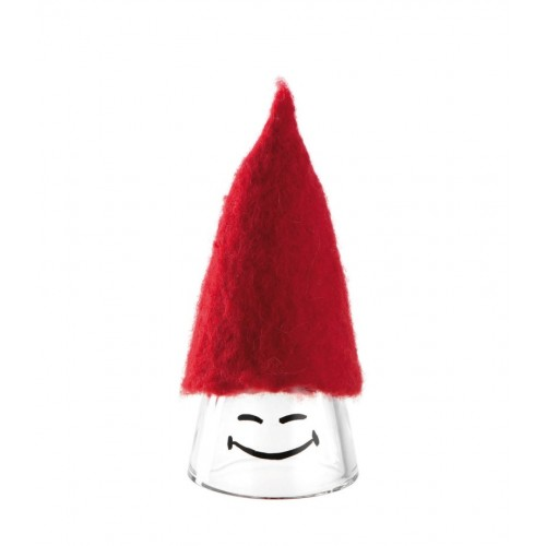 Figura »ŠKRAT« 11 cm z rdečo kapo