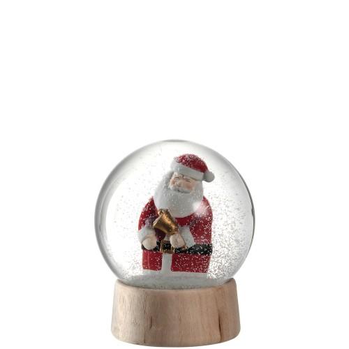 Snežna krogla »SANTA CLAUS« iz stekla