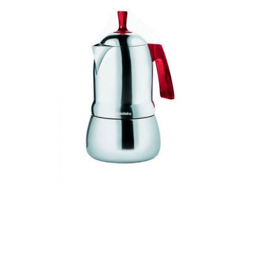 kafetiera CAFE rdeča