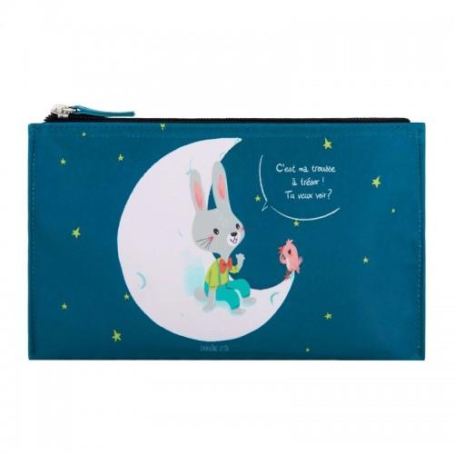 Kozmetična torbica »LAPIN« zajec