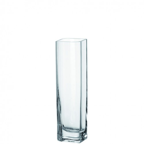 Vaza »LUCCA« 30 x 7,5 cm prozorna