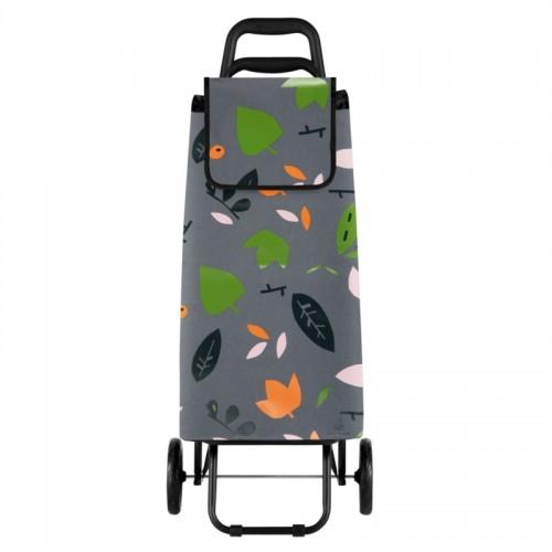Nakupovalni voziček POLY »Fresh« pisan
