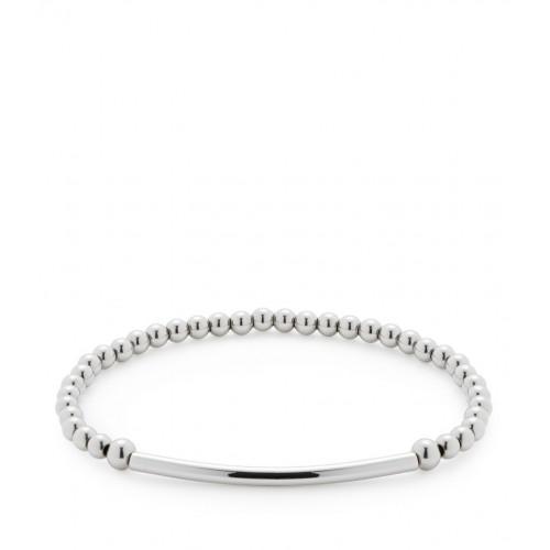Zapestnica »POESIA« v srebrni barvi