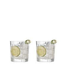 Kozarec za gin 360 ml set/2