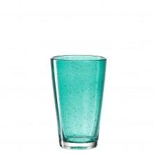 Kozarec za vodo/ sok LDR »BURANO« 470 ml turkizen