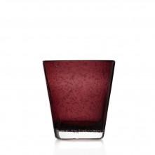 Kozarec za vodo/ sok »BURANO« 330ml viola