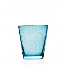 Kozarec za vodo/ sok »BURANO« 330ml moder