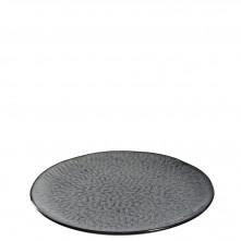 Keramični krožnik »MATERA« 27 cm (siv)
