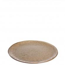 Keramični krožnik »MATERA« 27 cm (sand)