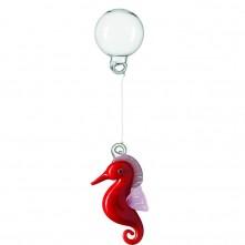 Morski konjiček Mare dekor za vazo/ akvarij
