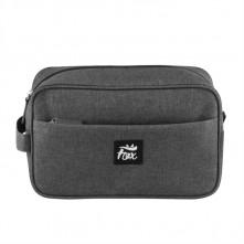 Toaletna torbica »KARIM« v sivi barvi