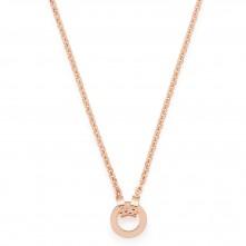 Ogrlica »PICCOLA« rose gold rožnato zlata