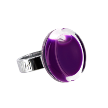 DPU - temno vijolična