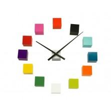 Stenska ura »TIK TAK KOCKA« dekor