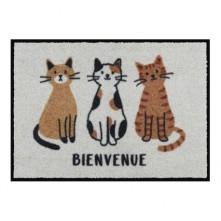 Predpražnik LEMYO »Dobrodošli« mačke