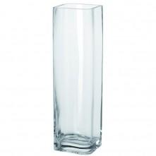 Vaza »LUCCA« 40 x 11 cm prozorna