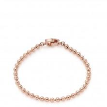 Zapestnica »NOHRA« rose gold