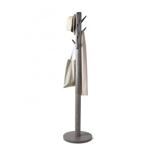 Obešalnik / stojalo »FLAPPER« v uporabi