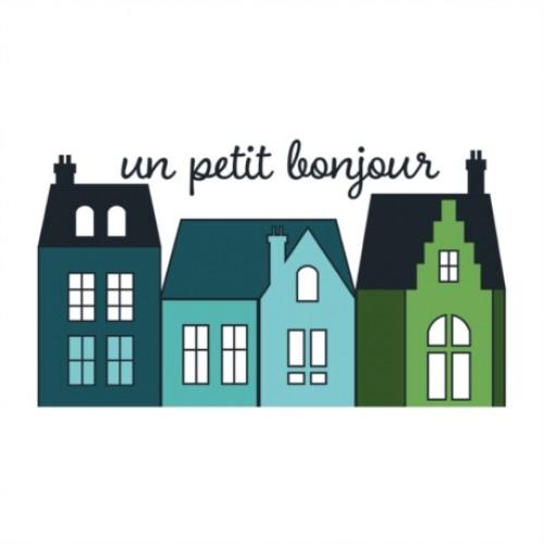Predpražnik COCO/PVC »Un petit bonjour«