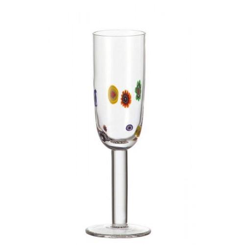 Kozarec Millefiori za šampanjec