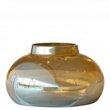"Vaza ""POESIA"" gold 18 cm"