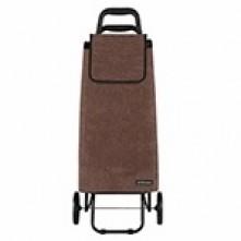 Nakupovalni voziček JIPAY »Rjav«