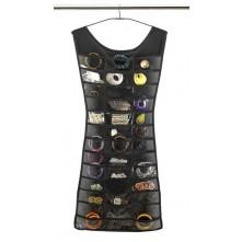 Obleka za shranjevanje nakita Little black dress črna