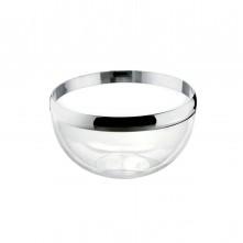 Skleda »LOOK« 12 cm s srebrnim robom